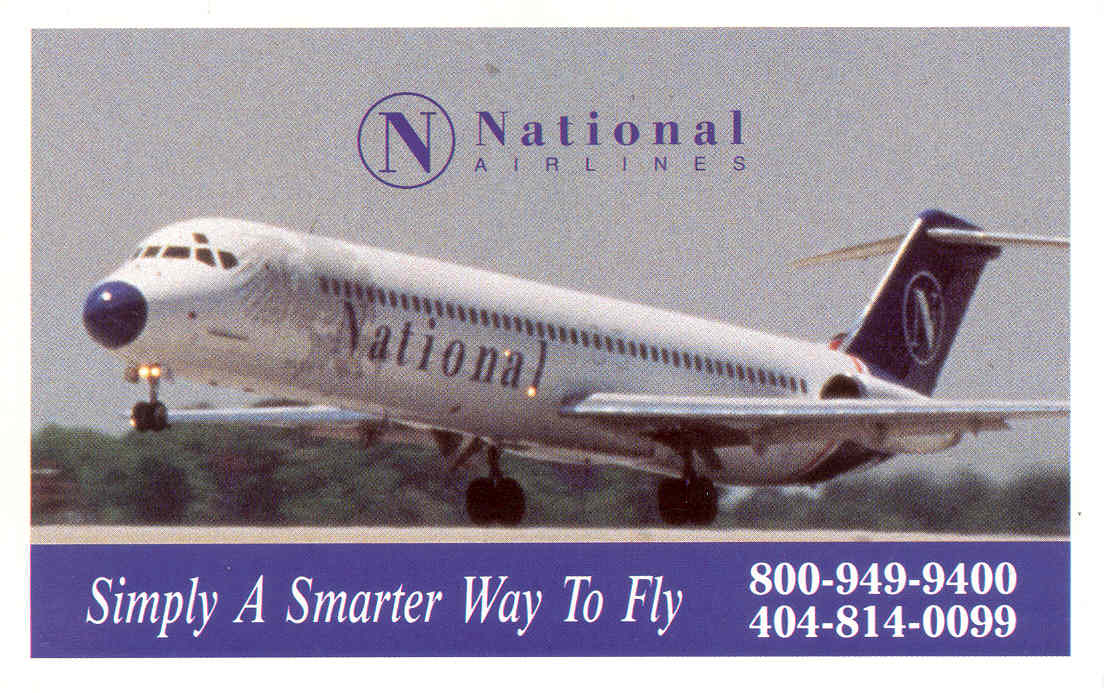 National MD-80