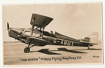 DH.83 Fox Moth