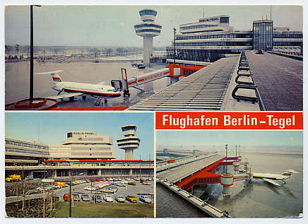 BAC 111 - Berlin/Tegel