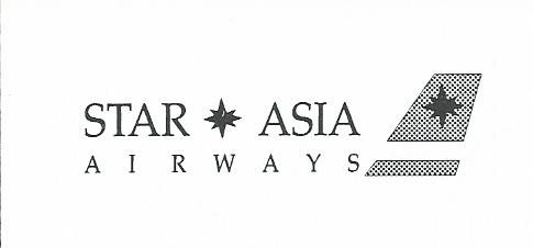 Star Asia Airways